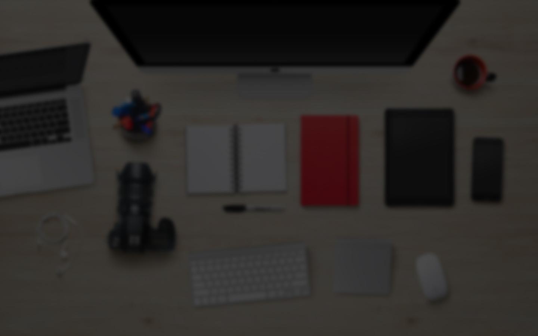 Deskblurred-dk